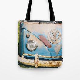 Splitty Tote Bag
