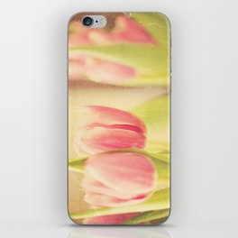 Vintage Tulips iPhone Skin