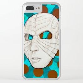 +K5 Trilobite Clear iPhone Case