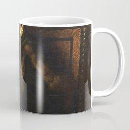 Anthony van Dyck - Portrait of a Man in a Fur Wrap Coffee Mug