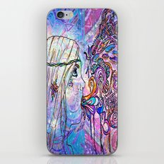 Free Your Mind iPhone & iPod Skin