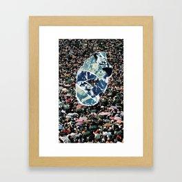 On this day Framed Art Print
