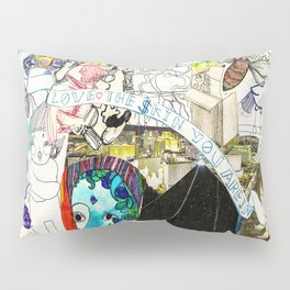 Collage 22 Pillow Sham