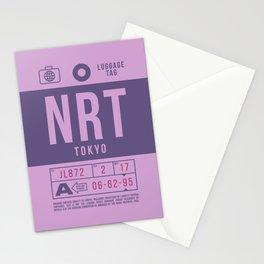 Baggage Tag B - NRT Tokyo Narita Japan Stationery Cards