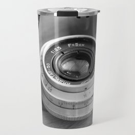 Accessories from old film cameras. Travel Mug