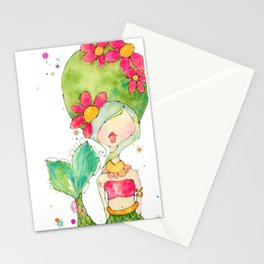 one mod merm. Stationery Cards