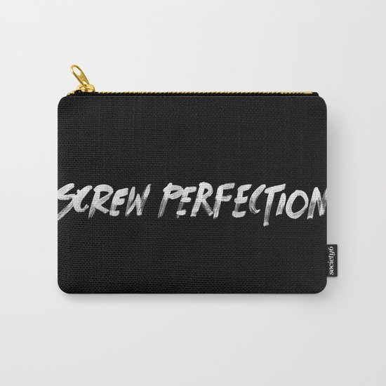 Perfection Carry-All Pouch