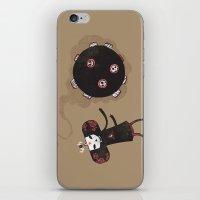 katamari iPhone & iPod Skins featuring Katamari of the Dead by Hector Mansilla