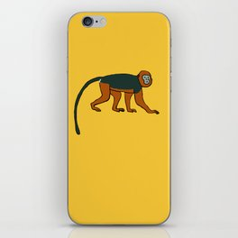 The Intelligent Monkey iPhone Skin