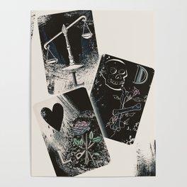 Hands Thats Dealt Poster