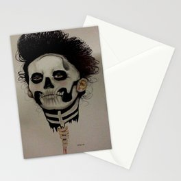 Las Muertas Stationery Cards