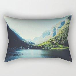 Mountains XII Rectangular Pillow