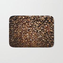 Coffee Seeds Bath Mat