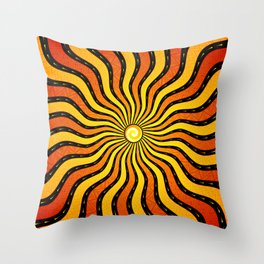 Oracle | Visionary art Throw Pillow