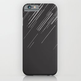 Geminid meteor shower #society6 #decor #buyart iPhone Case