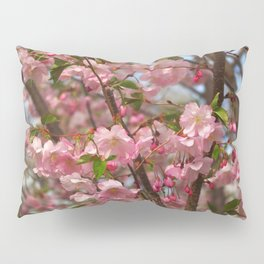 Cherry blossom spring Pillow Sham