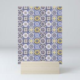 Talavera Ceramics Mini Art Print