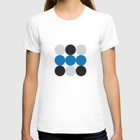 dots T-shirts featuring Dots by Alexander Studios