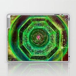 Sacred Sigil Of Archangel Raphael Laptop & iPad Skin