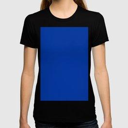 Dark Princess Blue Fashion Color Trends Spring Summer 2019 T-shirt