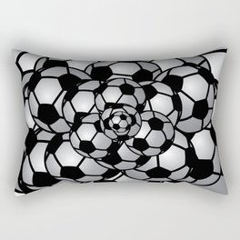 Soccer Season Rectangular Pillow