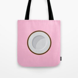 Coconut print Tote Bag