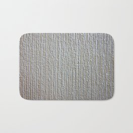 Wrinkled texture in a wall Bath Mat