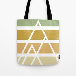 Desert color landscape Tote Bag