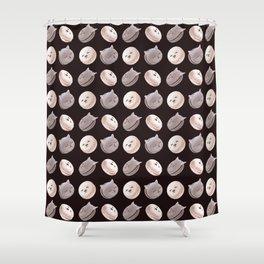 Macaron Shower Curtain