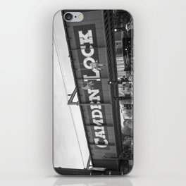 Camden town iPhone Skin