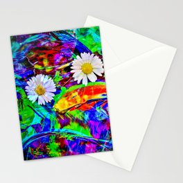 Nature Abstract Stationery Cards