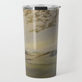 Blissful Meadow Travel Mug