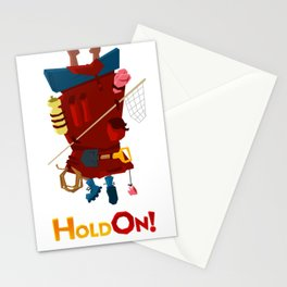 Hiker Stationery Cards