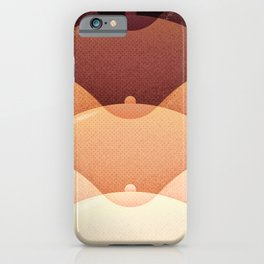 Let Those Nipples Run Free iPhone Case