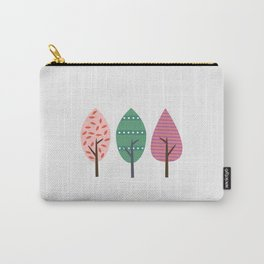Easter trees Carry-All Pouch
