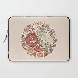 Halloween Friends | Autumn Palette Laptop Sleeve