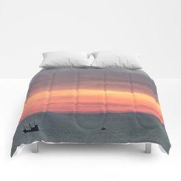 Sunset Treasure Comforters