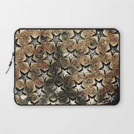 Serie Texturas - CleMpasS - Estrellas Laptop Sleeve