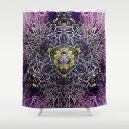 Burst No 1 Shower Curtain