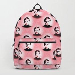Twiggy - Pop Art Backpack