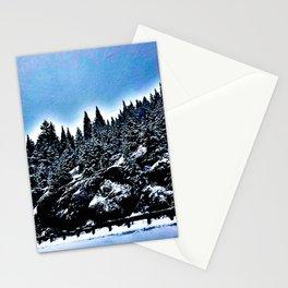 Snowy Days Stationery Cards
