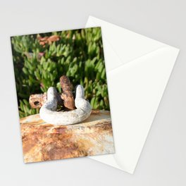 Old Rusty Buoy Stationery Cards