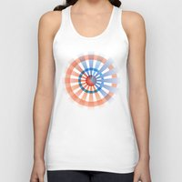 patriotic Tank Tops featuring Patriotic by Chris Cooch