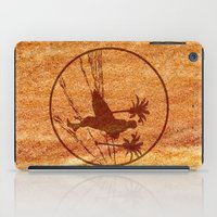 surfing iPad Cases featuring surfing by Paul Simms