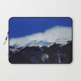underneath a blue sky Laptop Sleeve