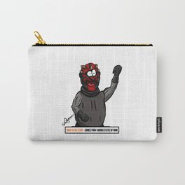 Darth Sloth Carry-All Pouch