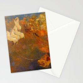 "Odilon Redon ""Apollo's Chariot"" Stationery Cards"
