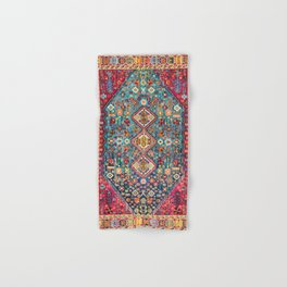 N131 - Heritage Oriental Vintage Traditional Moroccan Style Design Hand & Bath Towel