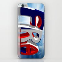 france iPhone & iPod Skins featuring France by Carlo Toffolo