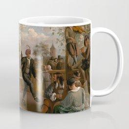 The Dancing Couple - Jan Steen Coffee Mug